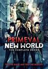 Primeval: New World - The Complete Series (DVD, 2013, 3-Disc Set)