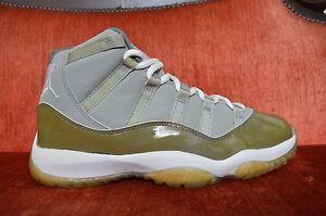 71f61d1debeca RARE🔥 Nike Air Jordan 11 XI Retro Cool Gray  00 Medium Gray Size 10 ...