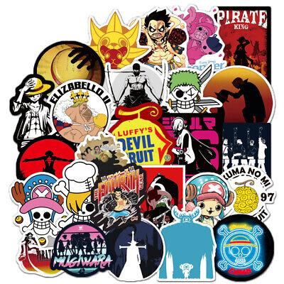 One Piece Anime Nami Bikini Sun Fun Sticker Decals Vinyl manga