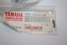 nos Yamaha snowmobile main jet #340 1979 srx440 1988-89 ex570