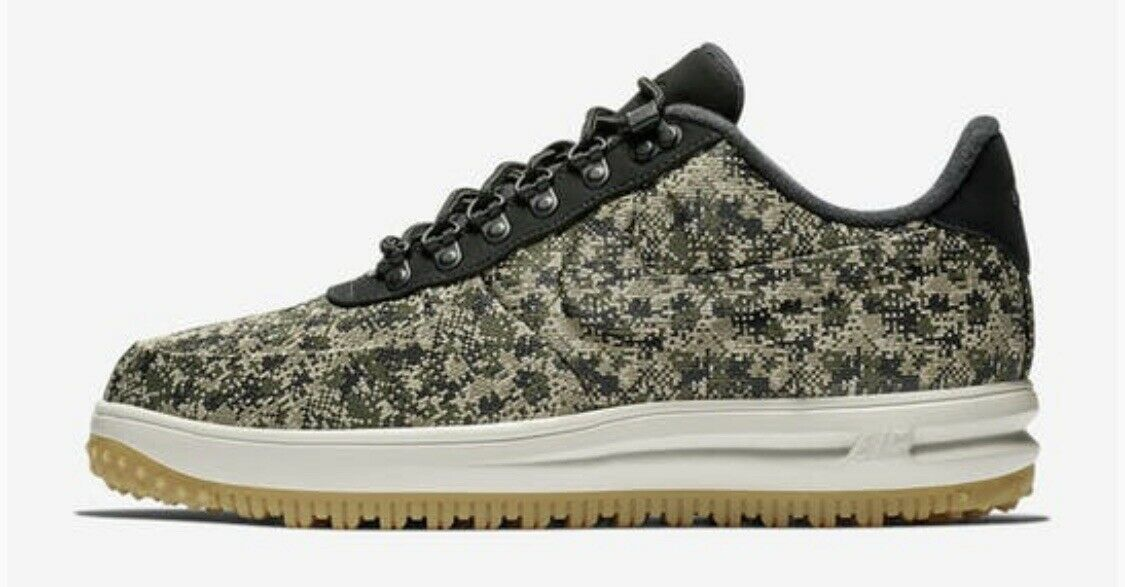 Men's Nike Lunar Force 1 LF1 Duckboot Sz 10 NEW-Retail Price  140+tax