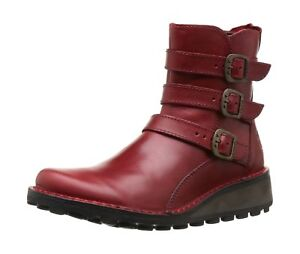 Bottines London Bottines en Fly cuir en Fly Bottines London London Fly cuir 1wf7qgXxn