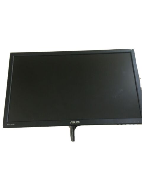 "ASUS VP228HE 22"" (21.5"" Diagonal) Full HD 1920 x 1080 1ms HDMI VGA Asus Eye Care"
