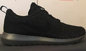 cheaper 2357d 07a4b Image is loading SZ-9-Women-Nike-Roshe-Run-NM-Flyknit-