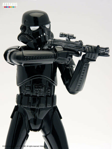 STAR WARS Figurine Shadow Trooper Statuette 19cm Limited edition collectible