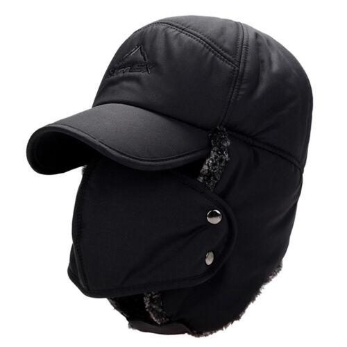Baseball Hat Cap Fishing Women Unisex Warm Cotton Outdoor Mountaineering