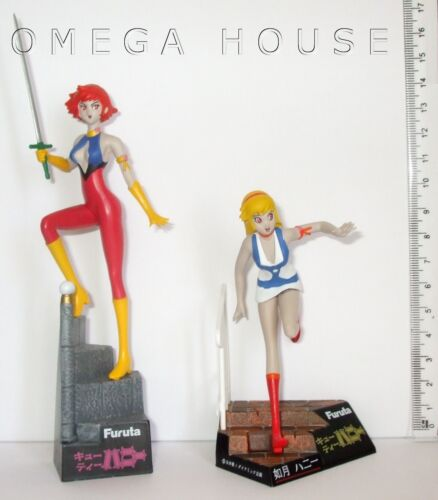 CUTIE HONEY CUTEY HONEY KISARAGI GO NAGAI GASHAPON FIGURE FURUTA ANIME MANGA