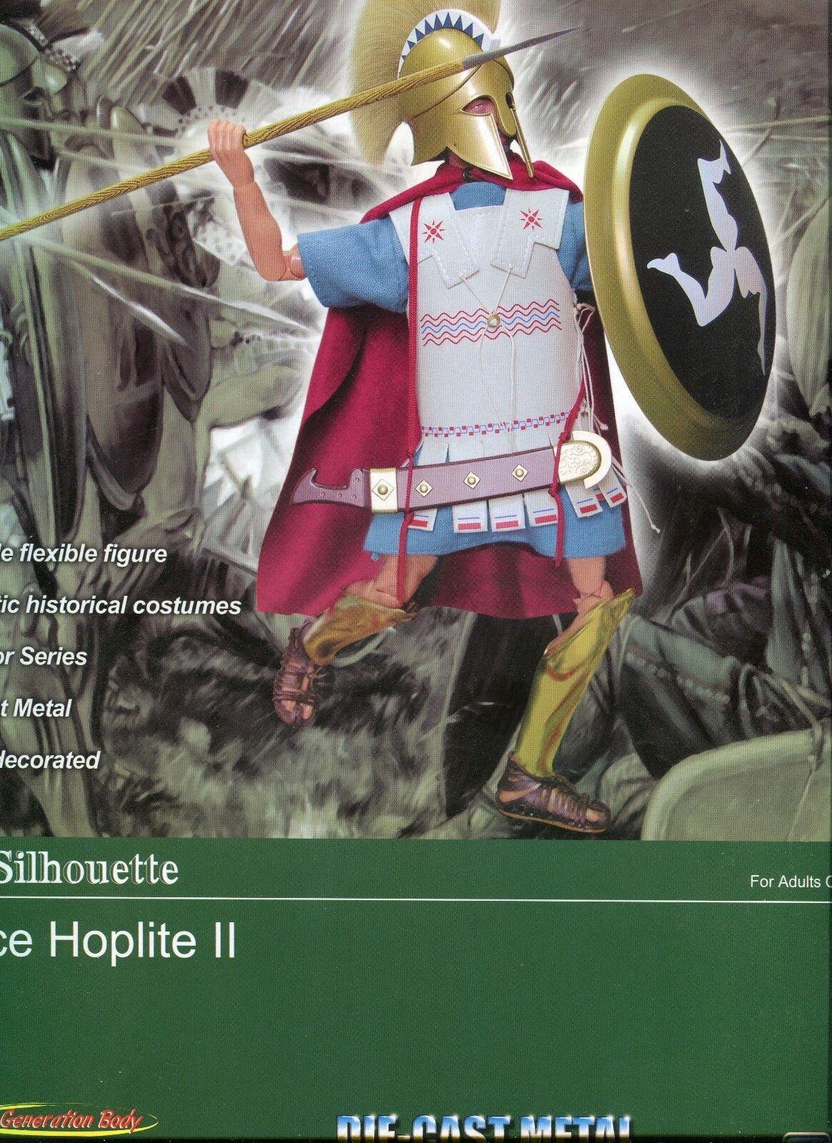 Greek Hoplite 2 1 6 scale