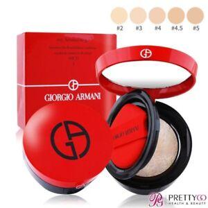 Details About Giorgio Armani My Armani To Go New Iconic Essence In Foundation Cushion 15g Nib