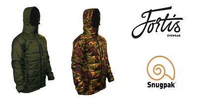 Fortis Snugpak FJ6 Olive /& DPM Camo Jackets Various Sizes