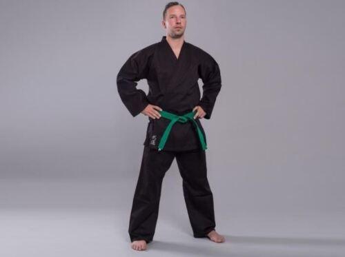 Ju Jutsu SV Karatejacke  schwarz 8 oz  für Karate