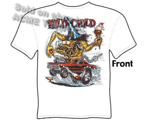 Ratfink T Shirts 65 GTO Shirts 1965 Pontiac Shirts Big Daddy Clothing Muscle Car