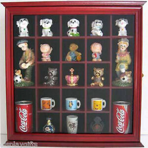 Image Is Loading Small Figurines Miniature Collectible Display Case Shadow Box