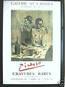PICASSO-IN-CANNES-LE-REPAS-FRUGAL-LISTED-CZWIKLITZER-91