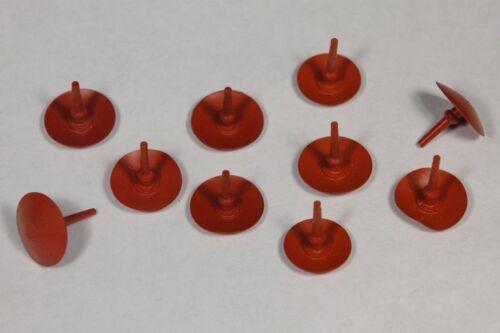 HOLLEY 26-41 ACCELERATOR PUMP RED CHECK VALVES UNBRELLA STYLE NEW 10PC QFT BG