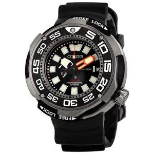 Men s Citizen Promaster Titanium Eco-drive Pro-dive 1000m Watch Bn7020-17e 2d2de5f776