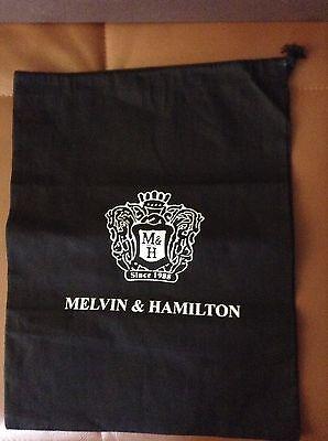 Melvin & Hamilton Schuhe M Dustbag Stoffbeutel Staubbeutel Schutzbeutel Neu