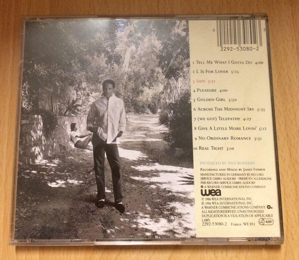Luther Vandross+Al Jarreau: Samlet pakke 3 cd'er, R&B