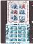 miniature 1 - Russia-1991-1989-1987-4-Mini-sheet-MNH-OG