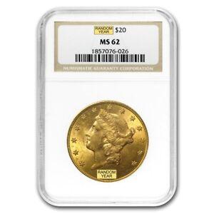 20-Liberty-Gold-Double-Eagle-MS-62-NGC-Random-SKU-152011