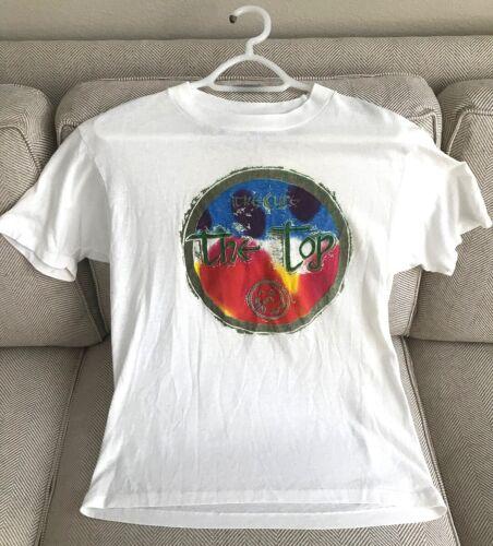 The Cure Vintage T-Shirt 1984 The Top Original Siz