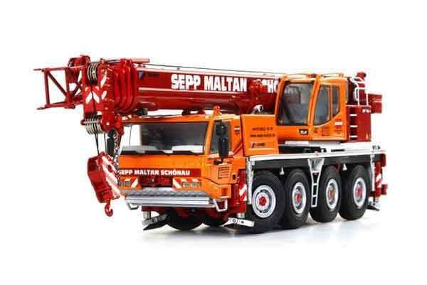 NEW WSI 01-1492 Maltan-TADANO ATF 70 hydraulique grue mobile 1 50 Die-Cast En parfait état, dans sa boîte