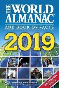 Almanaque-Mundial-y-el-libro-de-los-hechos-2019-libro-en-rustica-por-Janssen-Sarah-editor-Acce