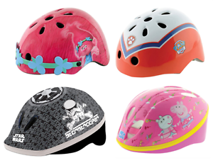 Choose From Character Kids Safety Helmets Paw Patrol