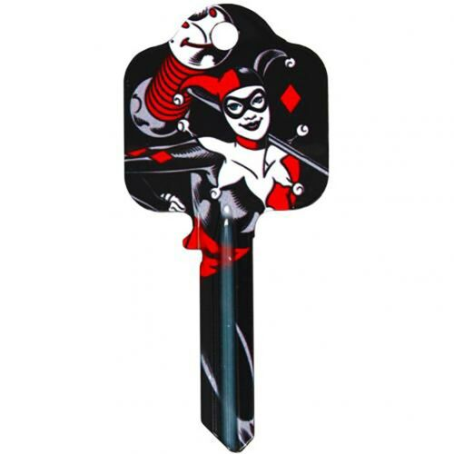 Blank Door Key HARLEY QUINN - GIFT DC Comics
