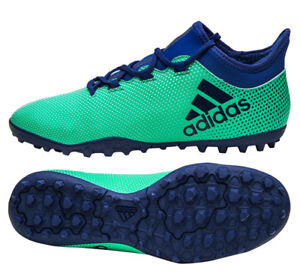 Image is loading Adidas-X-Tango-17-3-TF-CP9137-Soccer-