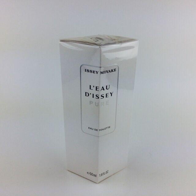 Issey Miyake L´Eau d´issey Pure Eau de Toilette 50ml Nuevo