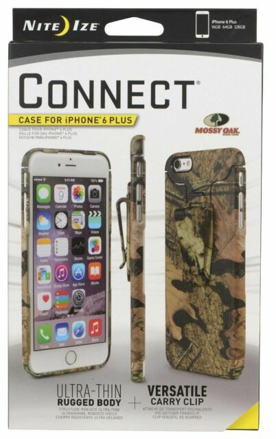 official photos 96fce afbe9 Nite Ize Connect Case iPhone 6 Mossy Oak Break-up Infinity