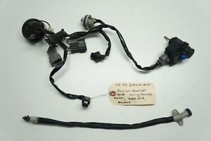 Miraculous 02 06 Infiniti Q45 Passenger Right Headlight Wiring Harness Motor Wiring 101 Akebretraxxcnl