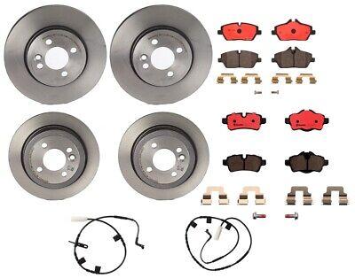 Brembo Front Brake Kit Drilled Disc Rotors Ceramic Pads For Mini R55 R56 R57