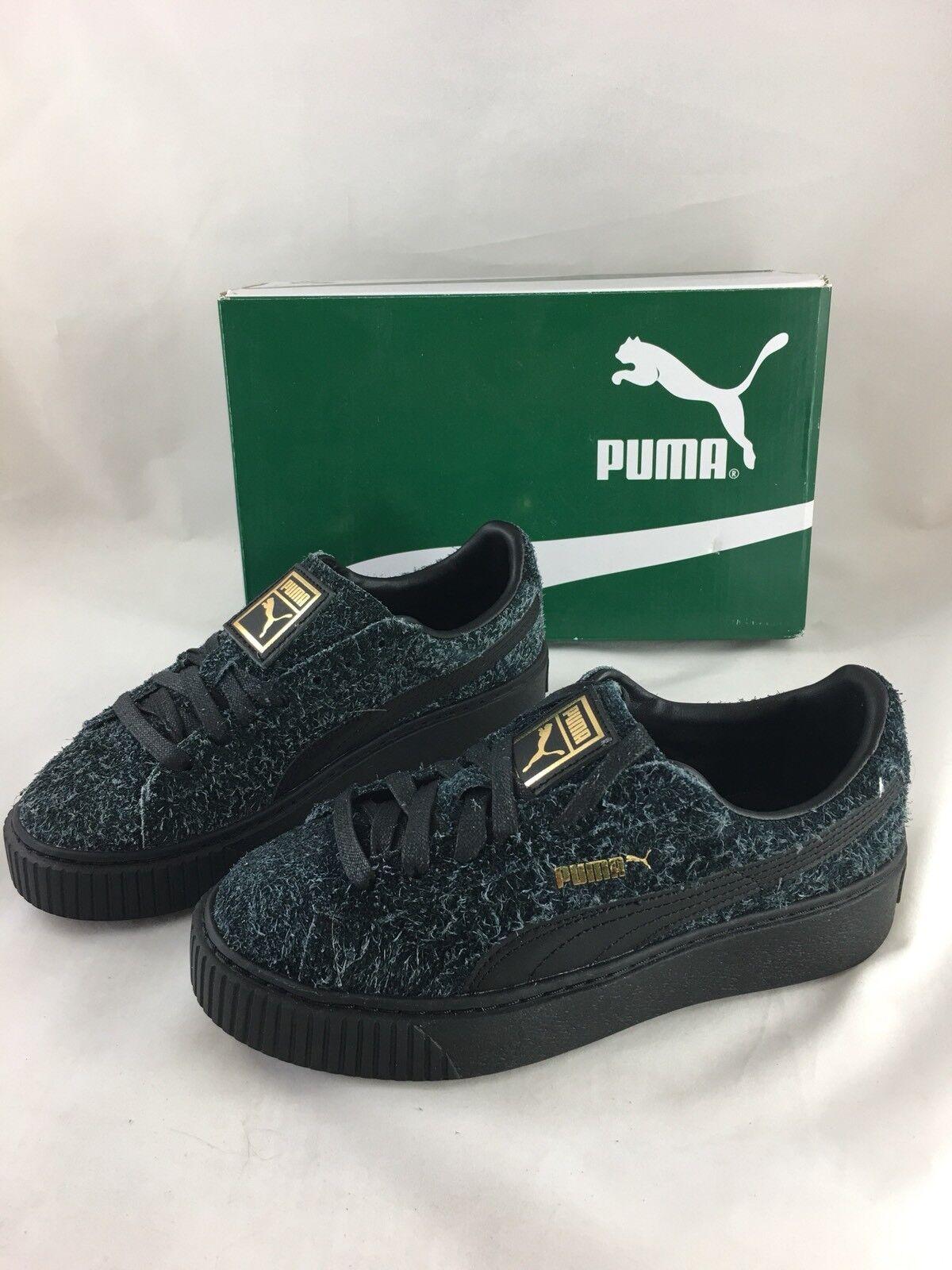 PUMA femmes Suede Platform Elemental Casual Sneaker