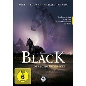 BLACK-IL-FULMINE-NERO-04-DVD-NUOVO