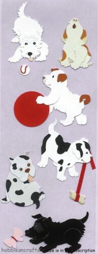 EK SUCCESS JOLEE/'S STICKERS DOGS PUPPIES BRINGING HOME PUPPY POSTAGE DEAL