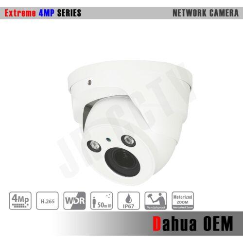 Dahua OEM 4MP IP Camera Motorized VF 2.7-13.5mm WDR PoE Eyeball IR Camera