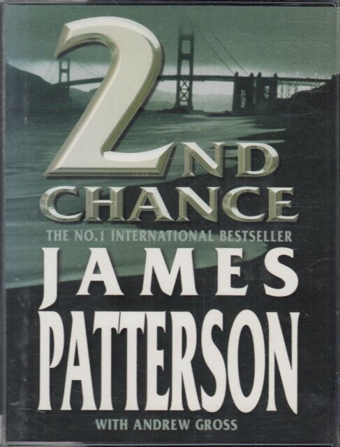 James Patterson 2nd Chance 4 Cassette Audio Book Womens Murder Club 2 Thriller
