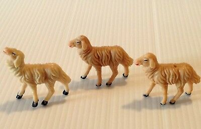 "Animali Presepe ""nardi"" - 3 Pecore !!!!!"
