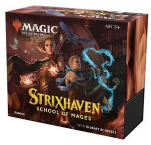 Strixhaven Bundle - MTG - Brand New! Our Preorders Ship Fast!