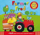 Peep-through Pop-ups: Farmer Fred by Pan Macmillan (Hardback, 2011)