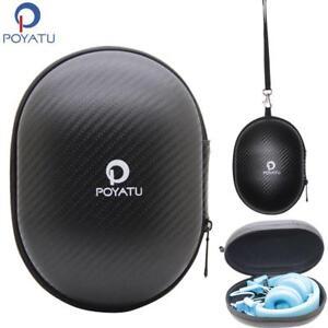 93257a96a6b Image is loading Plattan-ADV-Wireless-Bluetooth-Case-Headphones-Portable- Storage-