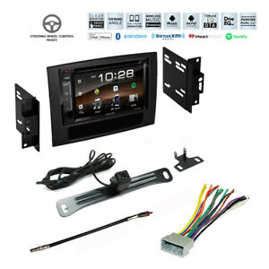 Details about Kenwood Double DIN Bluetooth USB Stereo+Backup Camera+Dodge  Ram Radio Dash Kit