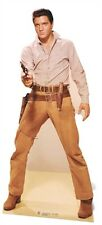 Elvis Presley The King GunFight Cardboard Cutout/Figure-189cm Tall-At your party