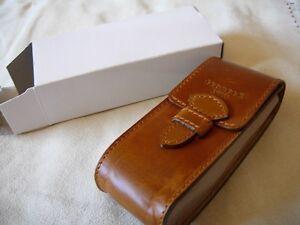 """Flight Tracker Beutel Geschenkschachtel Koffer Etui Im Feld Box FÜr Uhren Echtes Leder Braun """" In Verschiedenen AusfüHrungen Und Spezifikationen FüR Ihre Auswahl ErhäLtlich"""
