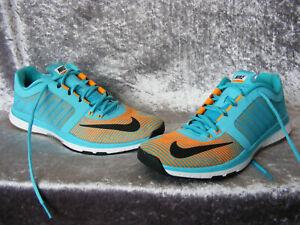 Radient Men's Nike Zoom Speed Tr3 804401-400 Gamma Chaussures De Course Baskets Uk 9 Eu 44-afficher Le Titre D'origine Prix ModéRé