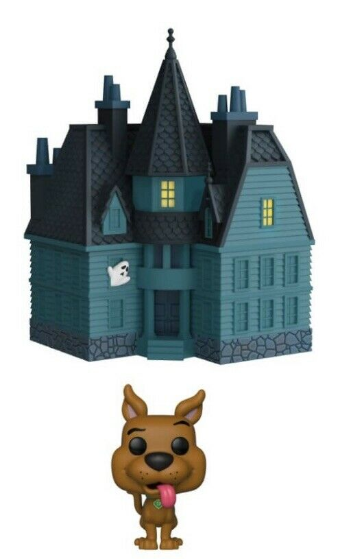 Funko Pop  Scooby Doo & Haunted Mansion - Movie Moment - New