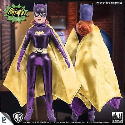 environ 20.32 cm Figures Series 6: Catwoman Julie Batman 66 Classic TV Show style rétro 8 in