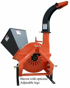 Wood-Chipper-4-034-dia-Cat-I-3pt-16HP-Rated-FH-BX42